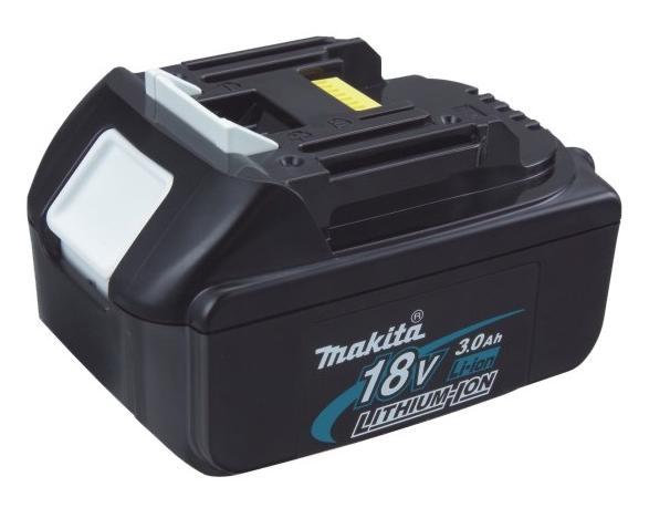 194204-5 - Makita Akumulátor BL1830 18V 3,0Ah Li-ion (originál)