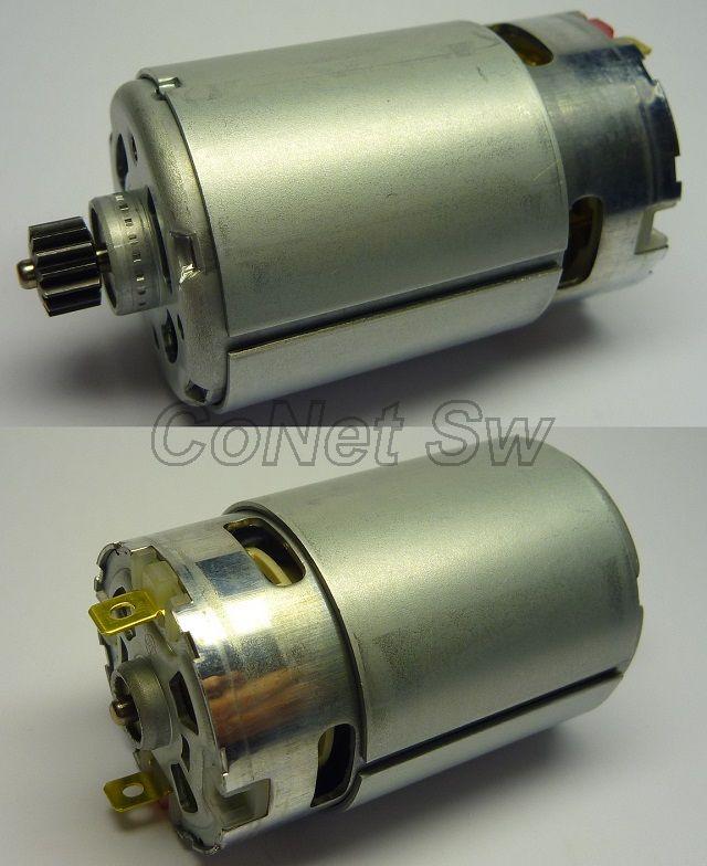 629817-8 - Makita DC motor 12V 6270D,8270D (stejný jako 629821-7)