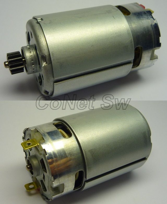629821-7 - Makita Motorek 12V 6270D,8270D (stejný jako 629817-8)