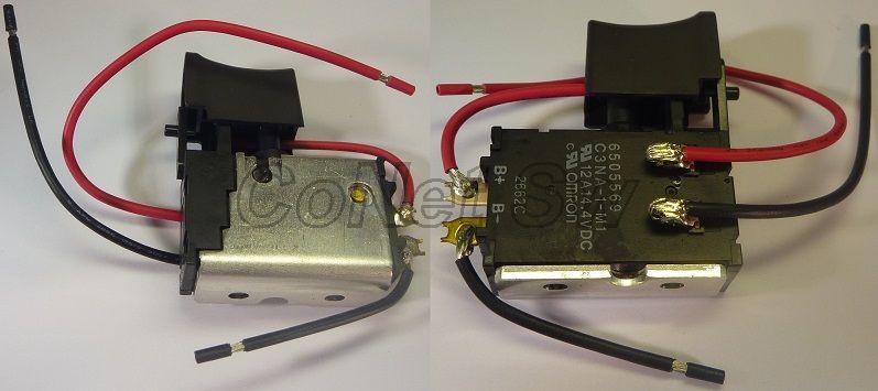 650556-9 - Makita Vypínač 6270D