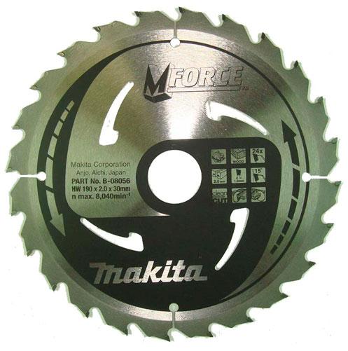 B-08034 - Makita Pilový kotouč 180 x 2 x 30 mm, 24 zubů