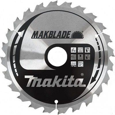 B-08903 - Makita Pilový kotouč MAKBLADE 216 x 2,4 x 30 mm, 24 zubů, dřevo