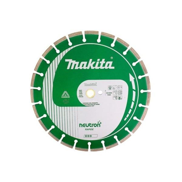 B-13649 - Makita Diamantový kotouč Neutron 350/25,4 segment 10mm (náhrada 966244021)