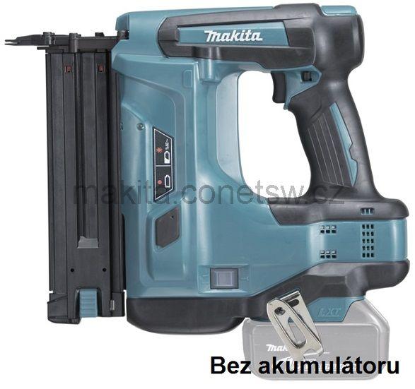 DBN500Z - Makita Aku hřebíkovačka 18V, bez akumulátoru