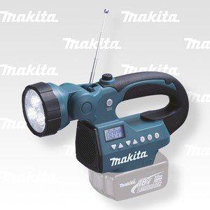 DMR050 - makita Aku rádio s LED lampou Li-ion 14,4/18V Z
