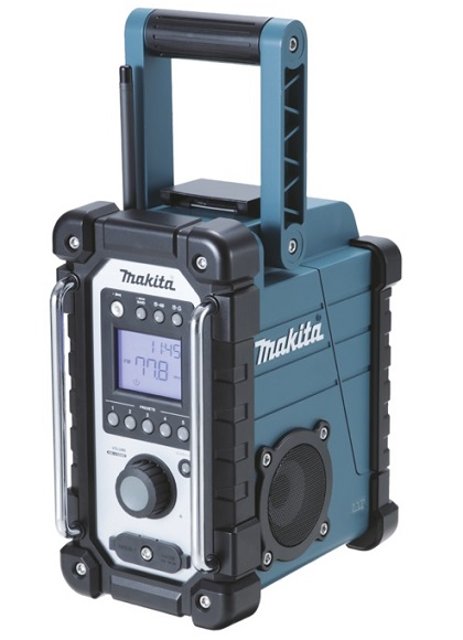 DMR102 - Aku rádio