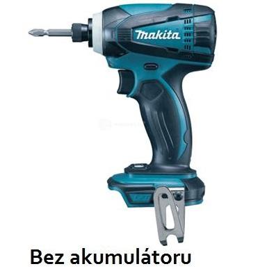 """DTD146Z - Makita Aku rázový utahovák 160 Nm, 1/4"""", 18V, bez akumulátoru (náhrada BTD146Z)"""