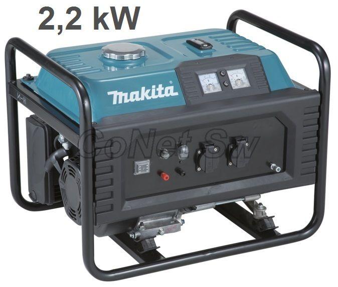 EG2250A - Makita Elektrocentrála 2,2kW, 50kg
