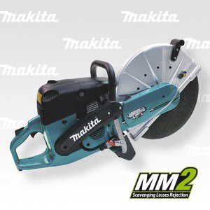 EK8100WS - Makita Benzinová rozbrušovací pila 2-takt, 4,2 kW,400 mm