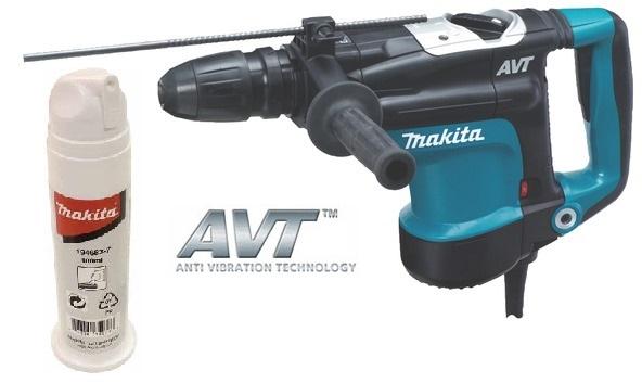 HR3541FC - Makita Kladivo kombinované SDS-MAX s AVT 6,1J, 850W