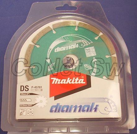 P-45761 - Makita Diamantový kotouč segmentový 125/22,23 mm