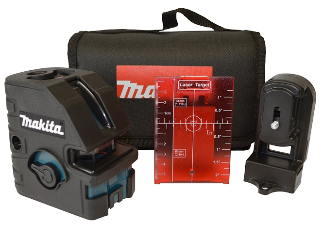 SK103PZ - Makita Laser stavební křížový v tašce
