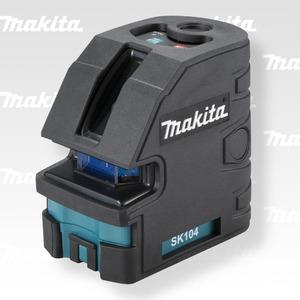 SK104Z - Makita Laser stavební křížový v tašce